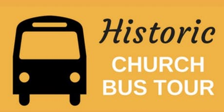 Ambridge Historic Church Bus Tour tickets