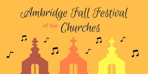 Ambridge Fall Festival of the Churches