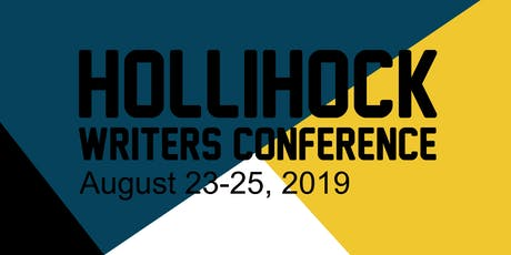 Hollihock Writers Conference 2019 ingressos