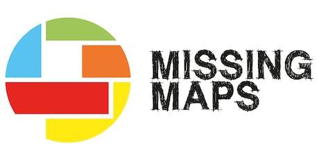 Missing Maps June Mapathon - Cambridge tickets