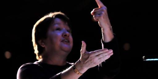 Leslie Gillis LHS Choral Reunion