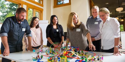 """Advanced Certification \""""Playing with Strategy\"""" with LEGO® SERIOUS PLAY® methods"""