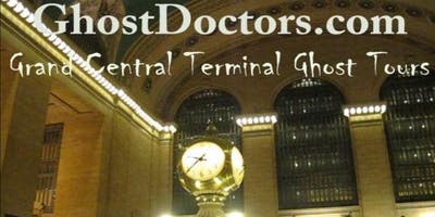 Ghost Doctors Ghost Hunting Tours in Grand Central Terminal NYC-11/9/19
