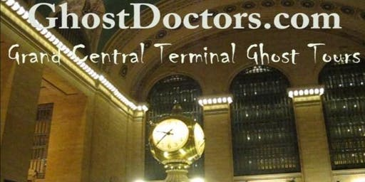 Ghost Doctors Ghost Hunting Tours in Grand Central Terminal NYC-Sun-10/6/19