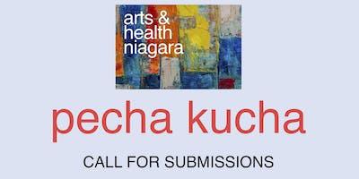 Pecha Kucha - Arts & Health Niagara