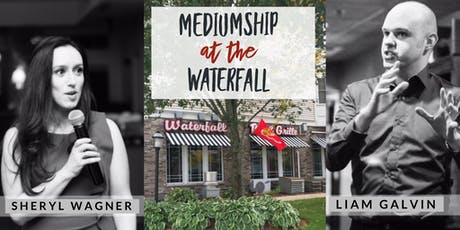 Mediumship at The Waterfall June tickets