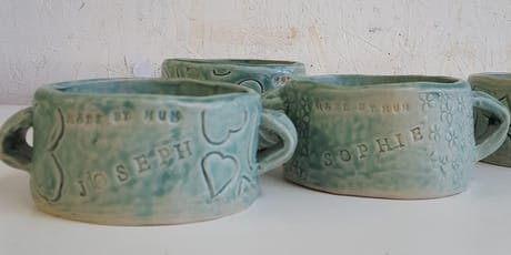 Pottery Taster Workshop- Making Vessels, Mugs, Lanterns and Planters tickets