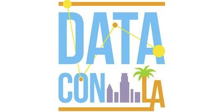 Data Con LA 2019 tickets