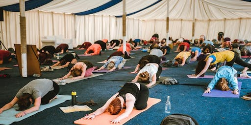World Yoga Festival 2019