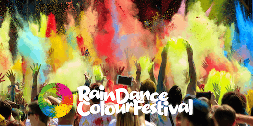Rain Dance Colour Festival #ColourItUp #RDC2020
