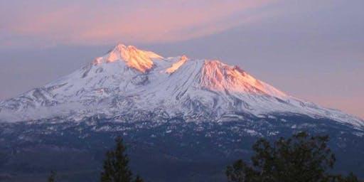 Mt Shasta Sound Healing Retreat