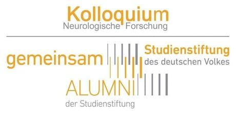 Kolloquium Neurologische Forschung 2019 in Göttingen  tickets
