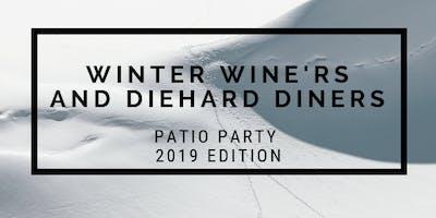 Winter Patio Party