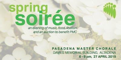 Pasadena Master Chorale Spring Soirée 2019