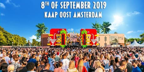 Zsa Zsa Su! Festival 2019 - 8th of September - Kaap Oost Amsterdam tickets