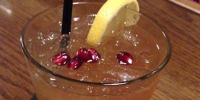 Cocktail Class - November