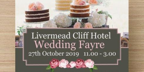Livermead Cliff Hotel Wedding Fayre