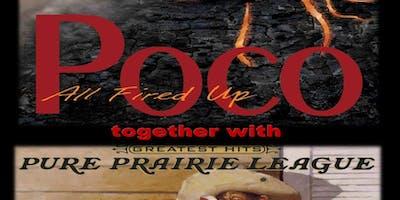 POCO with Pure Prairie League