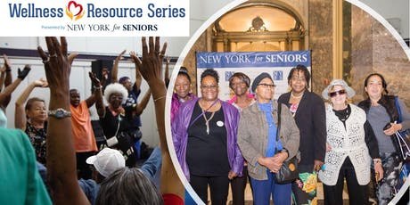 New York for Seniors Health & Wellness Resource Fair | East Brooklyn tickets