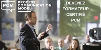Devenez formateur certifié Process Communication  PCM ( 6 jours)