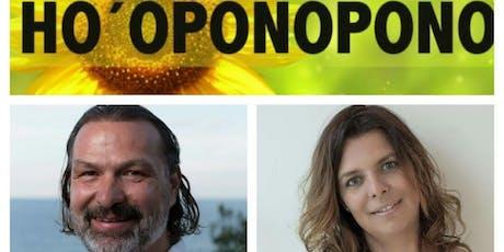 Ho'oponopono Seminar mit Markus Sharanius Etter und Elke Weber Tickets