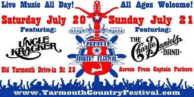 2019 Yarmouth Country Fest Vendor Sign Up