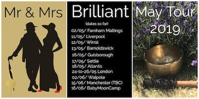 Brilliant Relationships, May Tour, WIRRAL