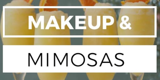 Makeup & Mimosas Sip n Shop