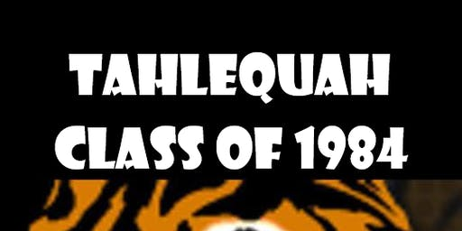 Class of 1984 Reunion  Tahlequah Tigers 35 Years Later