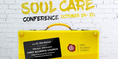 Soul Care Conference tickets