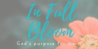 In Full Bloom, God\
