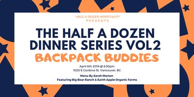 The Half A Dozen Dinner Series Vol 2