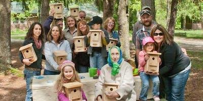 Bluebird Box Workshop