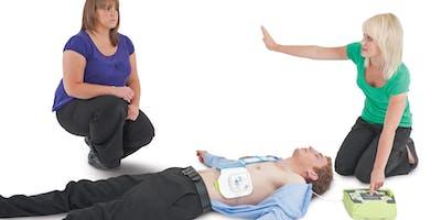 First Aid at Work Birmingham