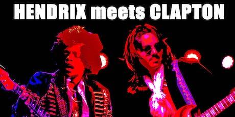 Guitar Gods 50th Anniversary Tour: Hendrix Meets Clapton  tickets