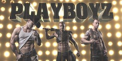 Surrey Party Night 1 F/Playboyz - Explosion Tour