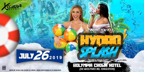Hydro Splash tickets