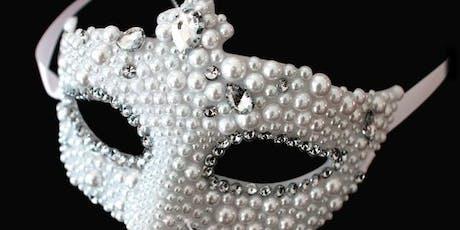 2019 Diamonds & Pearls Masquerade Gala - Beard Congregational Hist. Society tickets