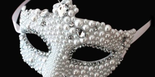 2019 Diamonds & Pearls Masquerade Gala - Beard Congregational Hist. Society
