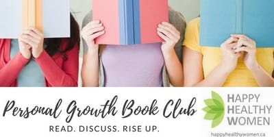 Happy Healthy Women Kamloops Book Club- The Gifts of Imperfection