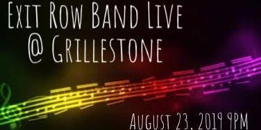 NJ Private Event Band LIVE @ Grillestone!