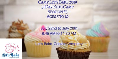 Kid's Summer Camp, Session 3