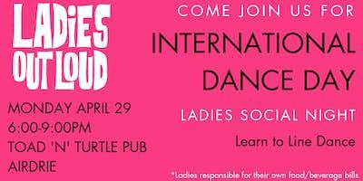 LOL Social Night & Line Dance