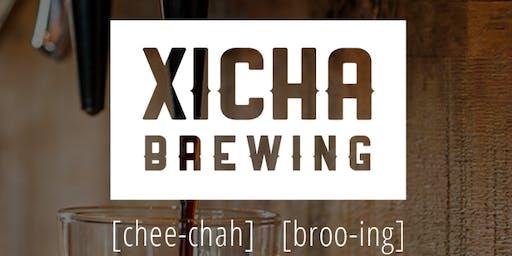 XICHA Brewing Beer Dinner