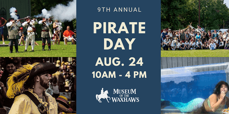 9th Annual Pirate Day tickets