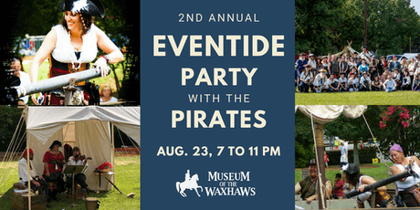 EvenTide - Party with the Pirates tickets