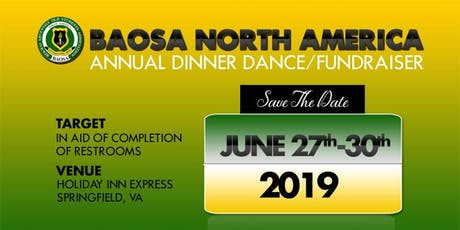 BAOSA FUNDRAISING AND DINNER DANCE tickets