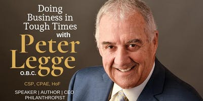 WSN Presents...A Morning with Peter Legge