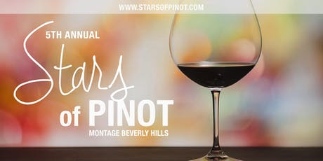 STARS of Pinot 2019  tickets