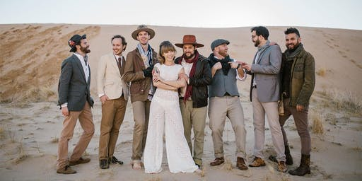 DUSTBOWL REVIVAL | ANGELA PERLEY | MARIA CARRELLI - PRESENTED BY COURTYARD MARRIOTT